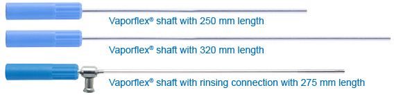 vaporflex-shaft-div-length