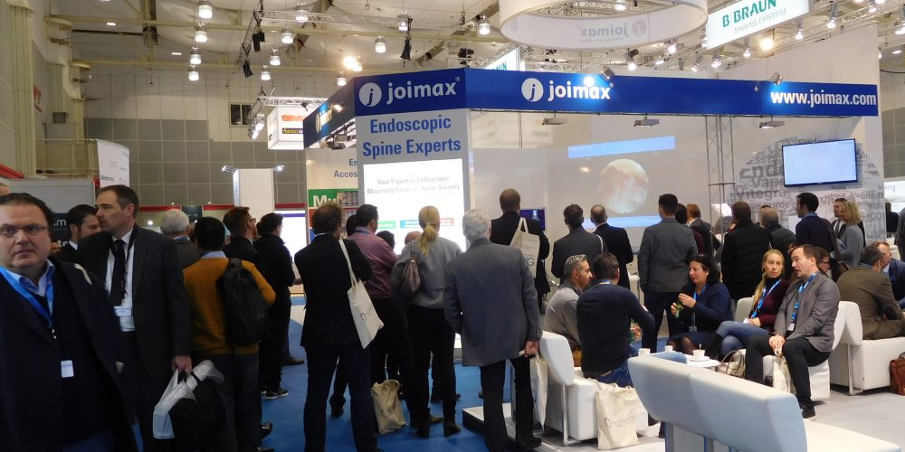 DWG 2016 in Hannover, Germany: joimax<sup>®</sup> shows major presence with daily lunch symposia and Meet the Expert Sessions at its booth