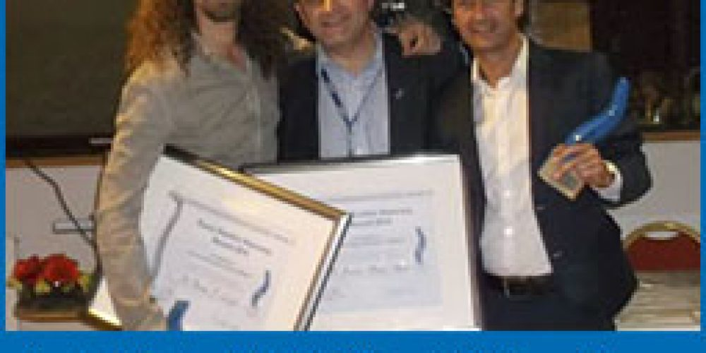 TESSYS® pioneers receive the Parviz Kambin Honorary Award