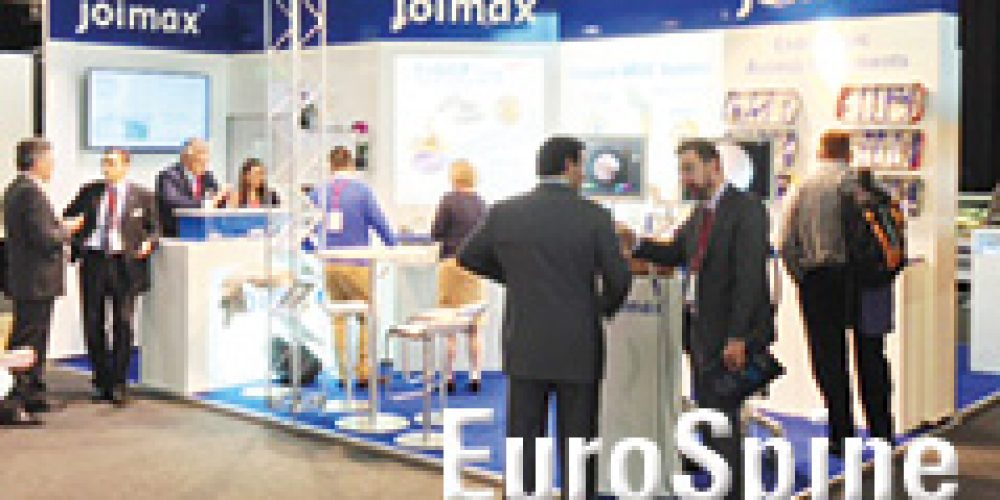 joimax<sup>®</sup> at the autumn congresses: EuroSpine Liverpool and NASS New Orleans