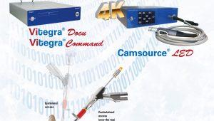 joimax, endoskopic systems, 4K UHD, next Generation, Vitegra Docu, Vitegra Command, Camsource LED, iLESSYS Pro