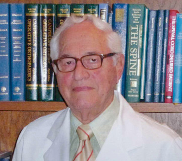 Portrait Dr. Paviz Kambin