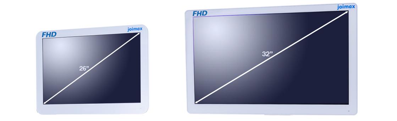 joimax, FHD, TFT, Monitor, Endoskopische Geräte, 26 Zoll, 32 Zoll