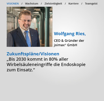 Statements -Karriere-bei-joimax-Zukunft, Visionen, Wolfgang Ries