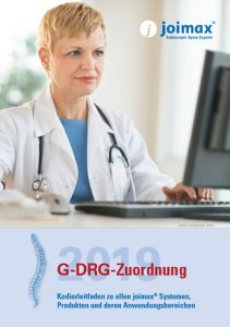 DRG Kodierleitfaden, Abrechnung, Tabellen, Krankenhaus, endoskopische wirbelsaeulenchirurgie, Endoskopie, Wirbelsäule, joimax
