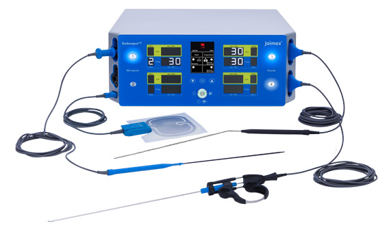 Endoskopische wirbelsäulenchirurgie, endoskopische Geräte, endoskopie, Operation, rf-hf, endovapor2, Legato bipolare sonde, Legato monopolare Sonde, Vaporflex bipolare Sonde