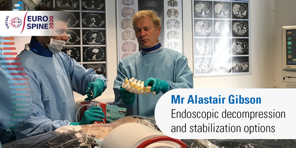 Endoscopic decompression and stabilization options