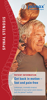 Spinal Stenosis | What is spinal stenosis? | joimax GmBH