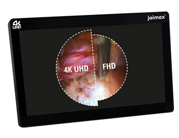 joimax Camsource LED, endoscopic devices, 4K UHD, FHD