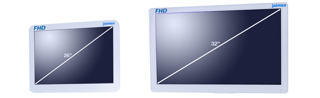 FHD monitor, joimax, medical tft, tft, endoscopic devices, medical devices, 26 inch, 32 inch