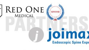 RED-ONE-joimax-collaboration, Military, veterans, endoscopic spine experts, endoscopic devices, endoscopic systems, treatment