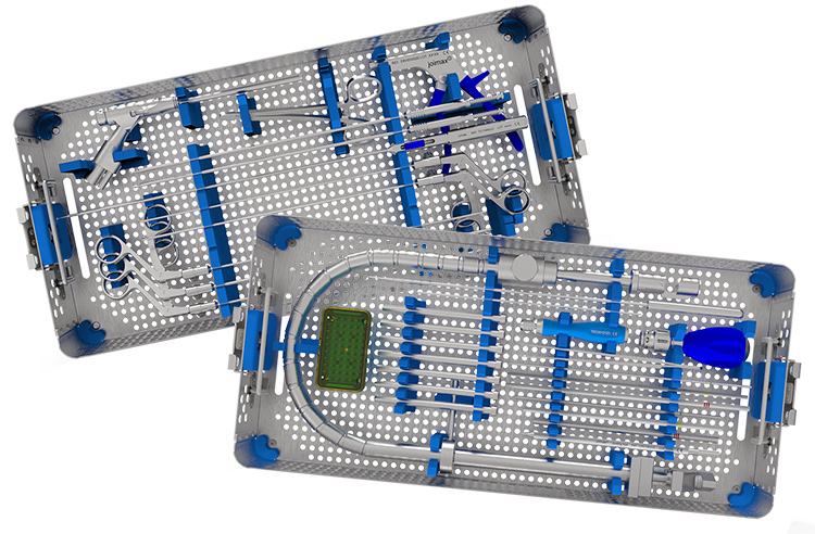 ilessys access and resection tray